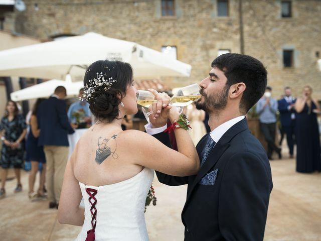 La boda de Xavier y Astrid en Sant Andreu De La Vola, Barcelona 23
