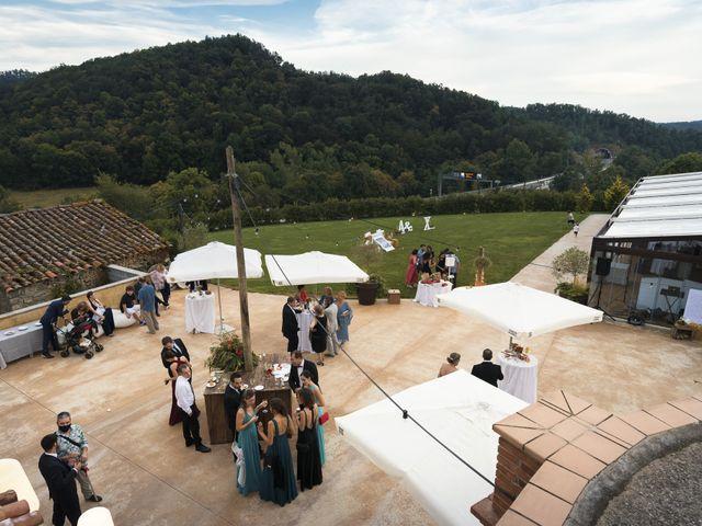 La boda de Xavier y Astrid en Sant Andreu De La Vola, Barcelona 25