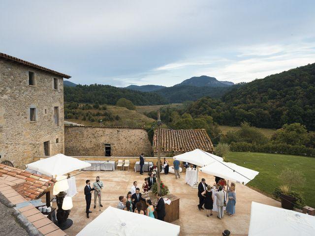 La boda de Xavier y Astrid en Sant Andreu De La Vola, Barcelona 26
