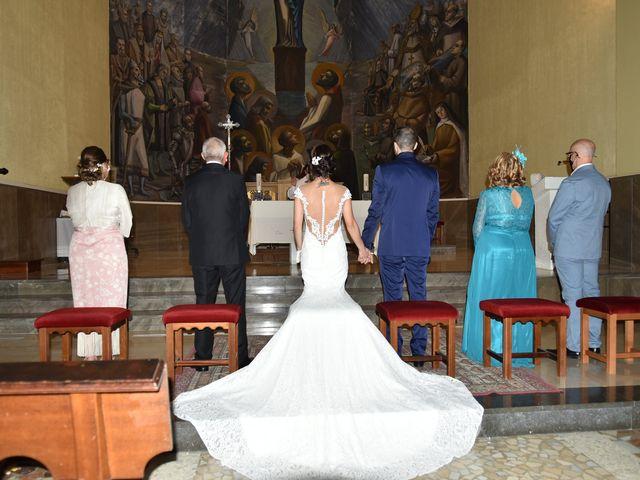 La boda de Rubén y Lorena en Albacete, Albacete 1