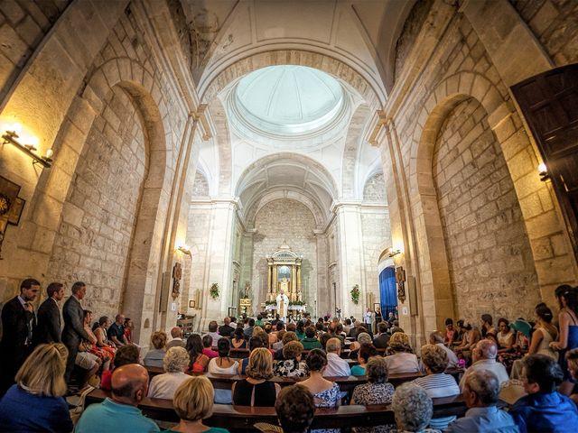 La boda de Agustin y Rosa en Castellar De Santisteban, Jaén 1