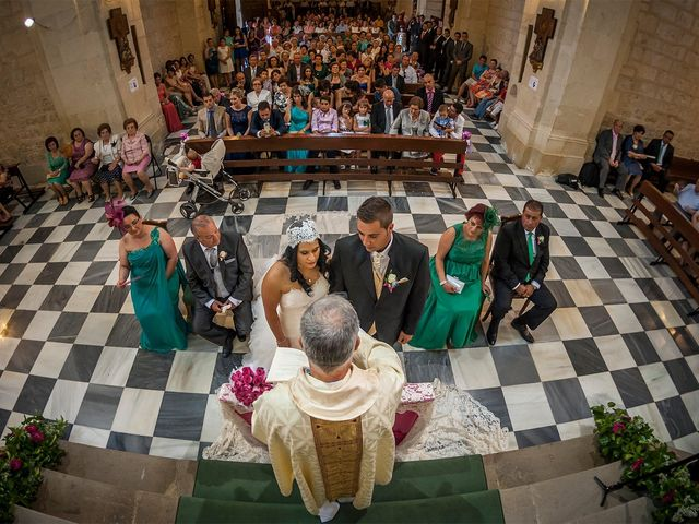 La boda de Agustin y Rosa en Castellar De Santisteban, Jaén 10