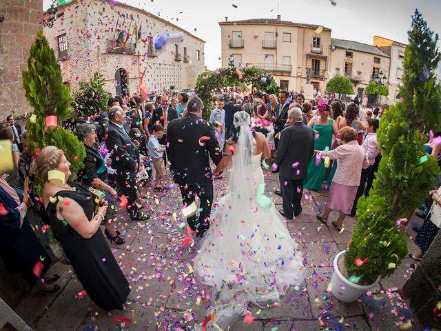 La boda de Agustin y Rosa en Castellar De Santisteban, Jaén 12