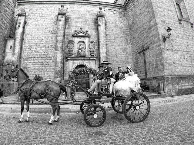 La boda de Agustin y Rosa en Castellar De Santisteban, Jaén 13