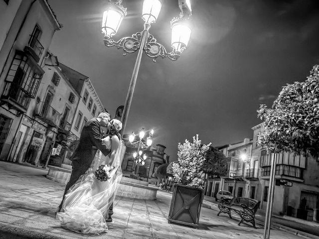 La boda de Agustin y Rosa en Castellar De Santisteban, Jaén 2