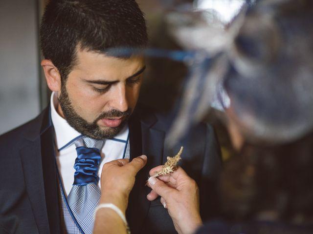 La boda de Sergio y Virginia en Santa Maria De Mave, Palencia 5