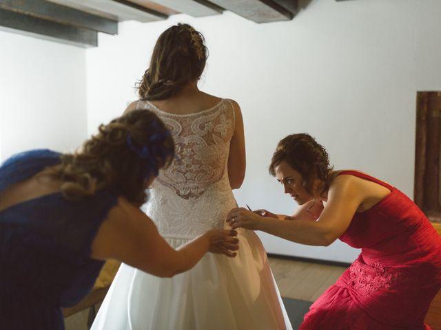 La boda de Sergio y Virginia en Santa Maria De Mave, Palencia 8