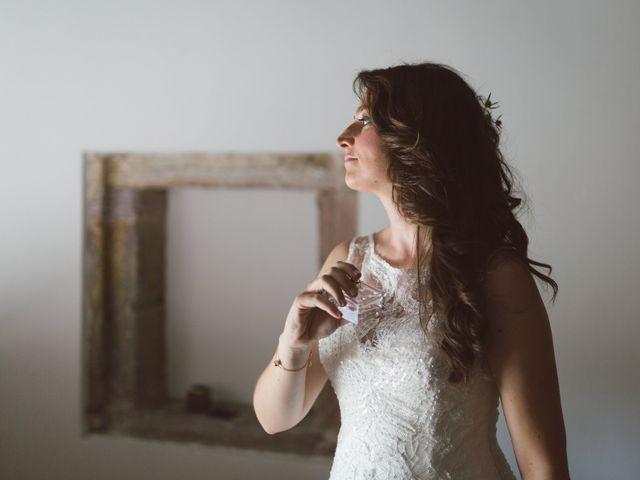 La boda de Sergio y Virginia en Santa Maria De Mave, Palencia 9