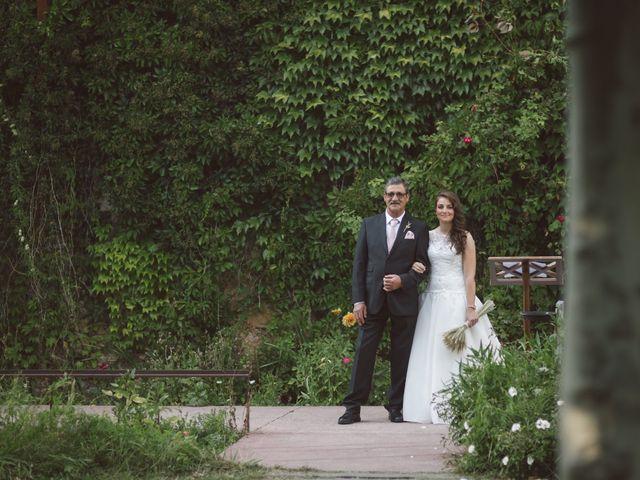 La boda de Sergio y Virginia en Santa Maria De Mave, Palencia 10