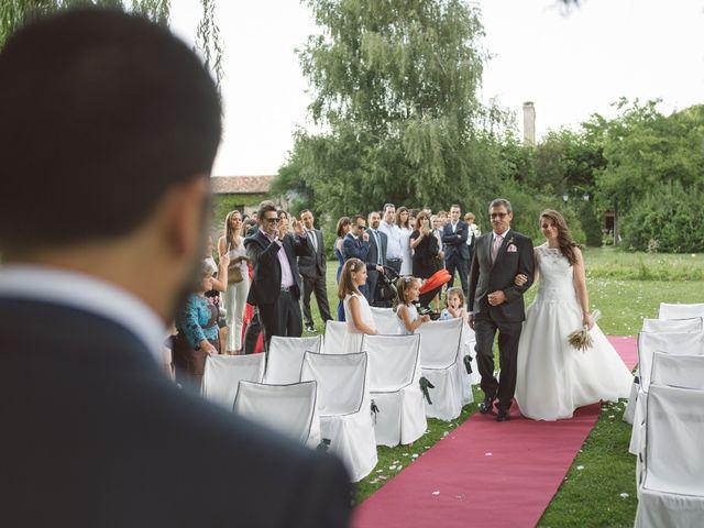 La boda de Sergio y Virginia en Santa Maria De Mave, Palencia 12