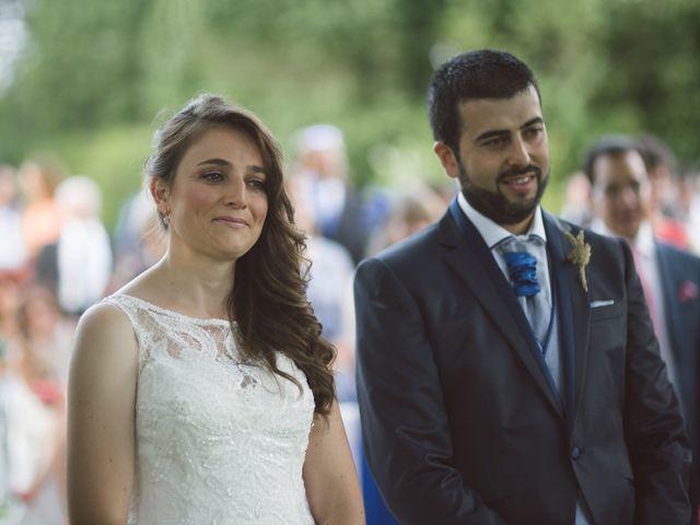 La boda de Sergio y Virginia en Santa Maria De Mave, Palencia 14