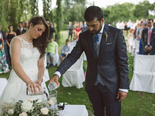 La boda de Sergio y Virginia en Santa Maria De Mave, Palencia 15