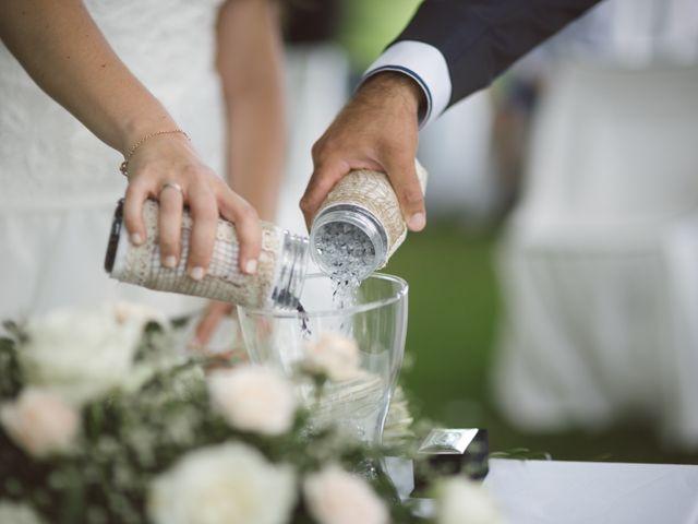 La boda de Sergio y Virginia en Santa Maria De Mave, Palencia 16