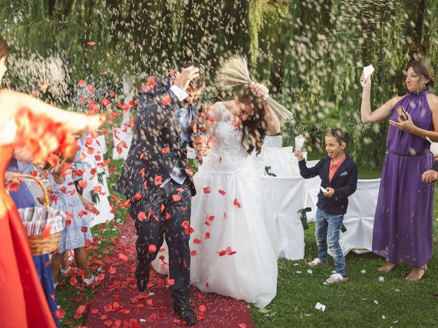 La boda de Sergio y Virginia en Santa Maria De Mave, Palencia 18
