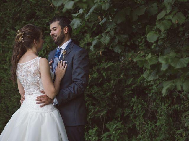 La boda de Sergio y Virginia en Santa Maria De Mave, Palencia 20