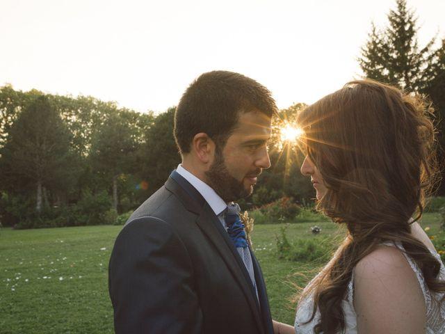La boda de Sergio y Virginia en Santa Maria De Mave, Palencia 21
