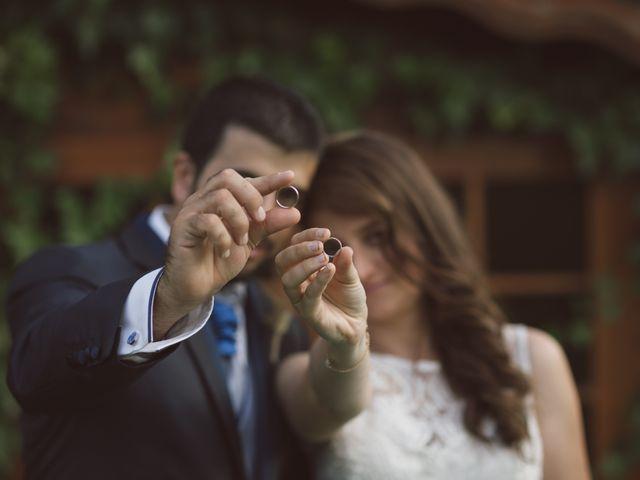 La boda de Sergio y Virginia en Santa Maria De Mave, Palencia 23