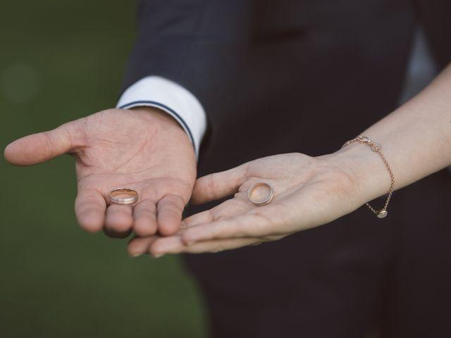 La boda de Sergio y Virginia en Santa Maria De Mave, Palencia 24