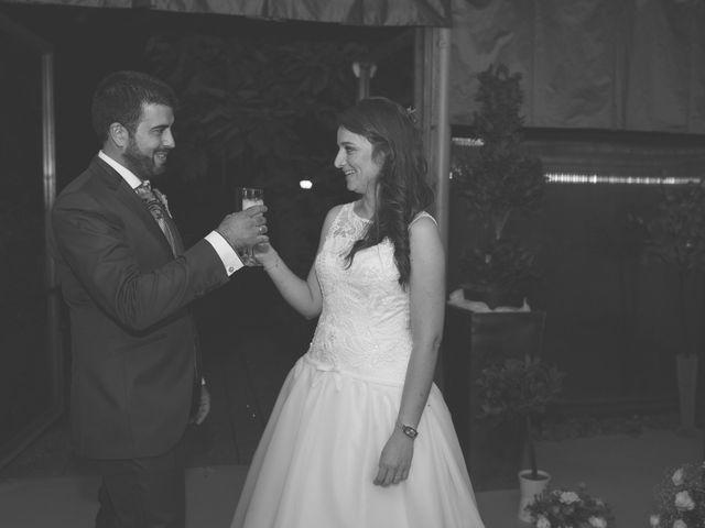 La boda de Sergio y Virginia en Santa Maria De Mave, Palencia 27