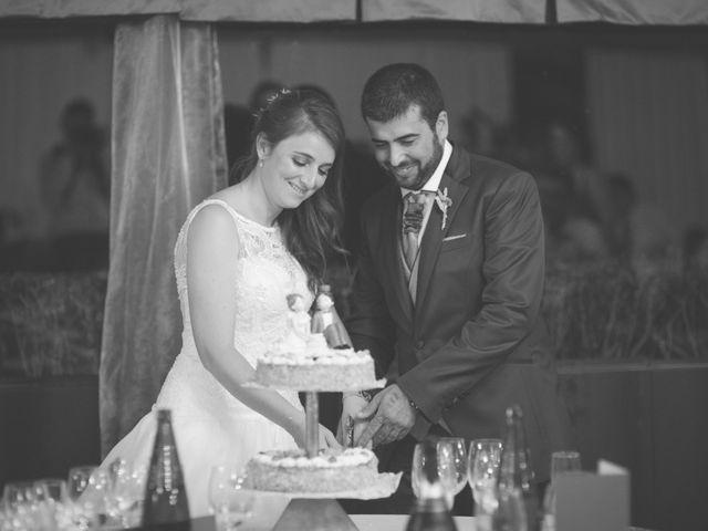 La boda de Sergio y Virginia en Santa Maria De Mave, Palencia 28