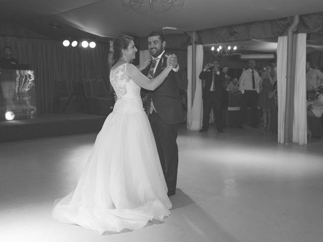La boda de Sergio y Virginia en Santa Maria De Mave, Palencia 29