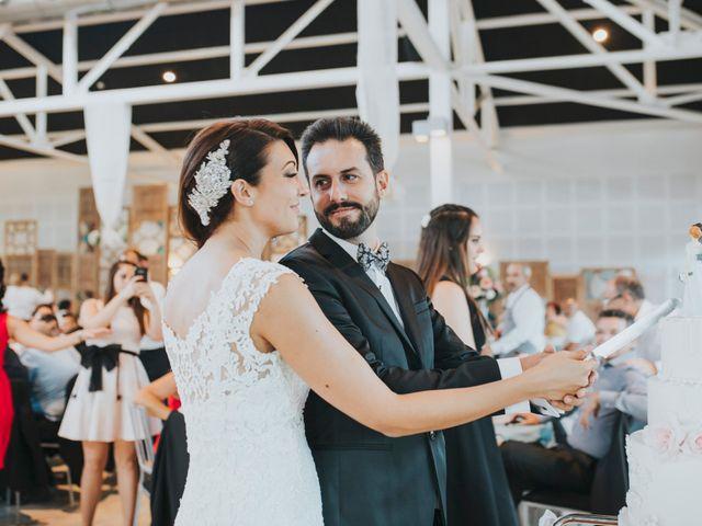 La boda de Justo y Lucía en Beniflá, Valencia 11