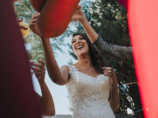 La boda de Justo y Lucía en Beniflá, Valencia 16