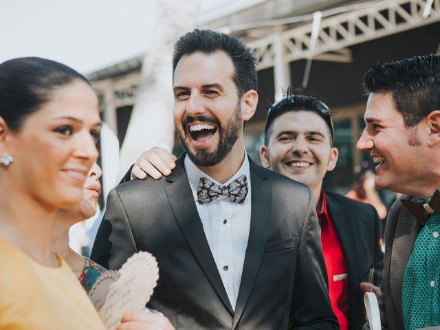 La boda de Justo y Lucía en Beniflá, Valencia 17