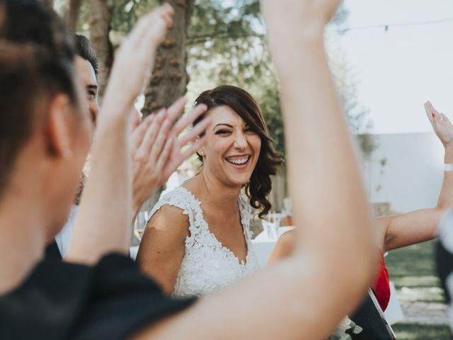 La boda de Justo y Lucía en Beniflá, Valencia 18