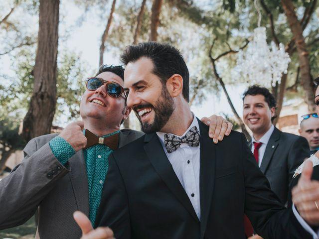 La boda de Justo y Lucía en Beniflá, Valencia 19