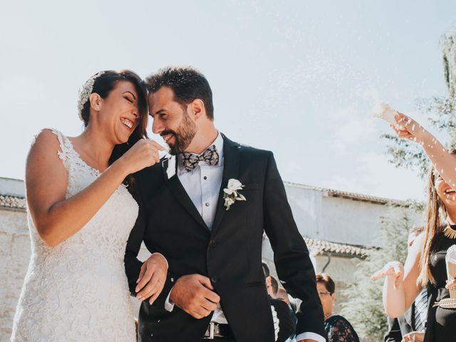 La boda de Lucía y Justo
