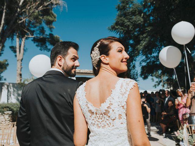 La boda de Justo y Lucía en Beniflá, Valencia 24