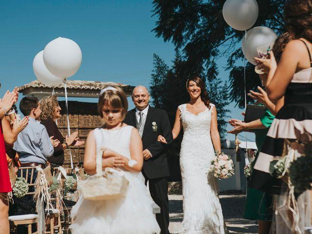 La boda de Justo y Lucía en Beniflá, Valencia 30
