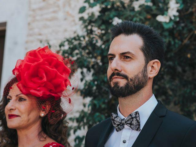 La boda de Justo y Lucía en Beniflá, Valencia 31