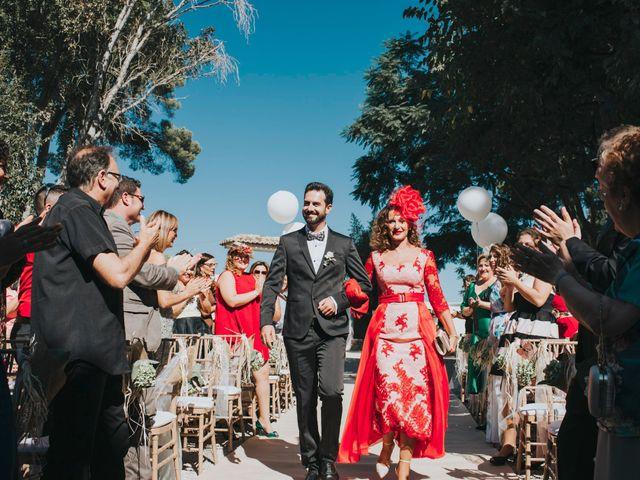 La boda de Justo y Lucía en Beniflá, Valencia 34