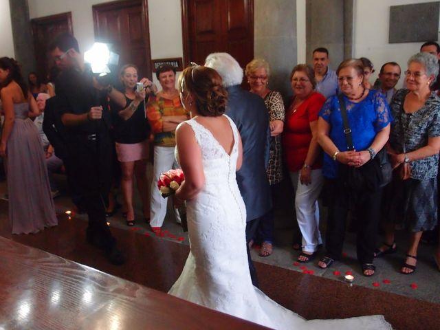La boda de Jose y Vicky en Las Palmas De Gran Canaria, Las Palmas 1