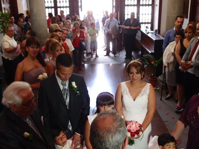 La boda de Jose y Vicky en Las Palmas De Gran Canaria, Las Palmas 2
