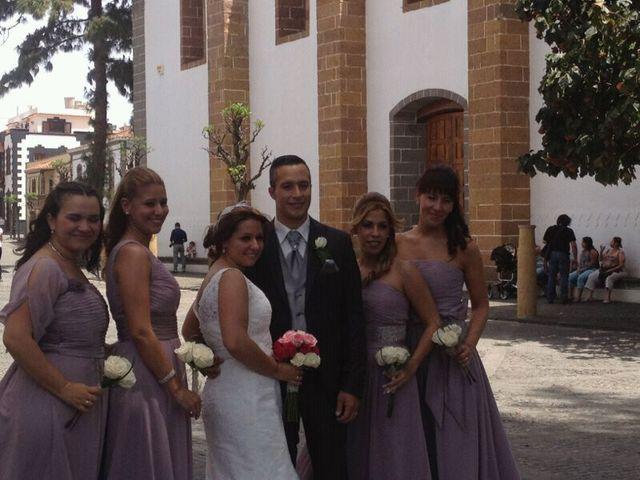 La boda de Jose y Vicky en Las Palmas De Gran Canaria, Las Palmas 5