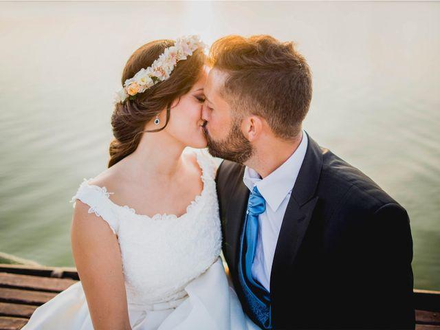 La boda de Aroa y Rafa