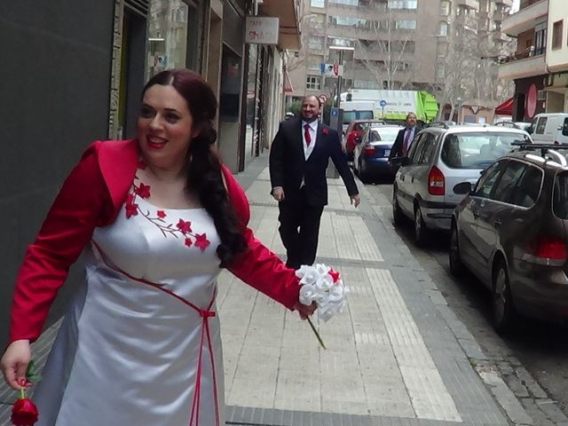 La boda de Roberto y Cristina en Zaragoza, Zaragoza 54