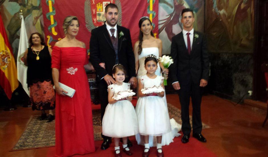 La boda de Borja y Sigrid en Las Palmas De Gran Canaria, Las Palmas
