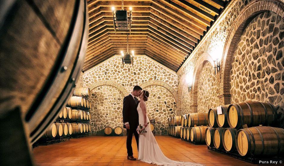 La boda de Jose Manuel y Laura en Sonseca, Toledo