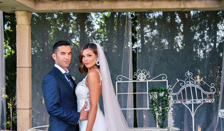 La boda de Victor y Paola en Pedrola, Zaragoza