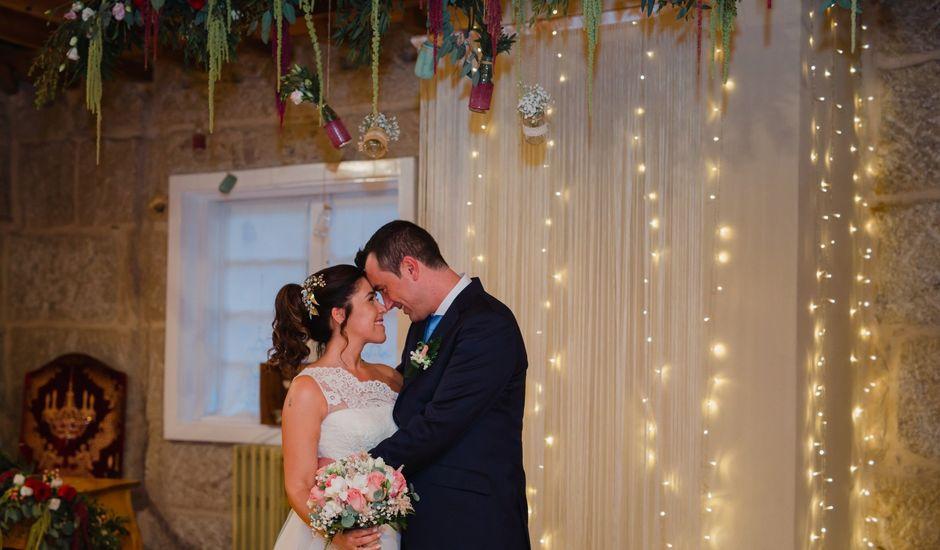 La boda de Cesar y Tanya en Redondela, Pontevedra