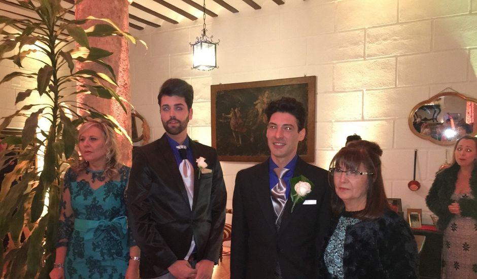 La boda de Edgar y Miguel Angel en Villarrobledo, Albacete