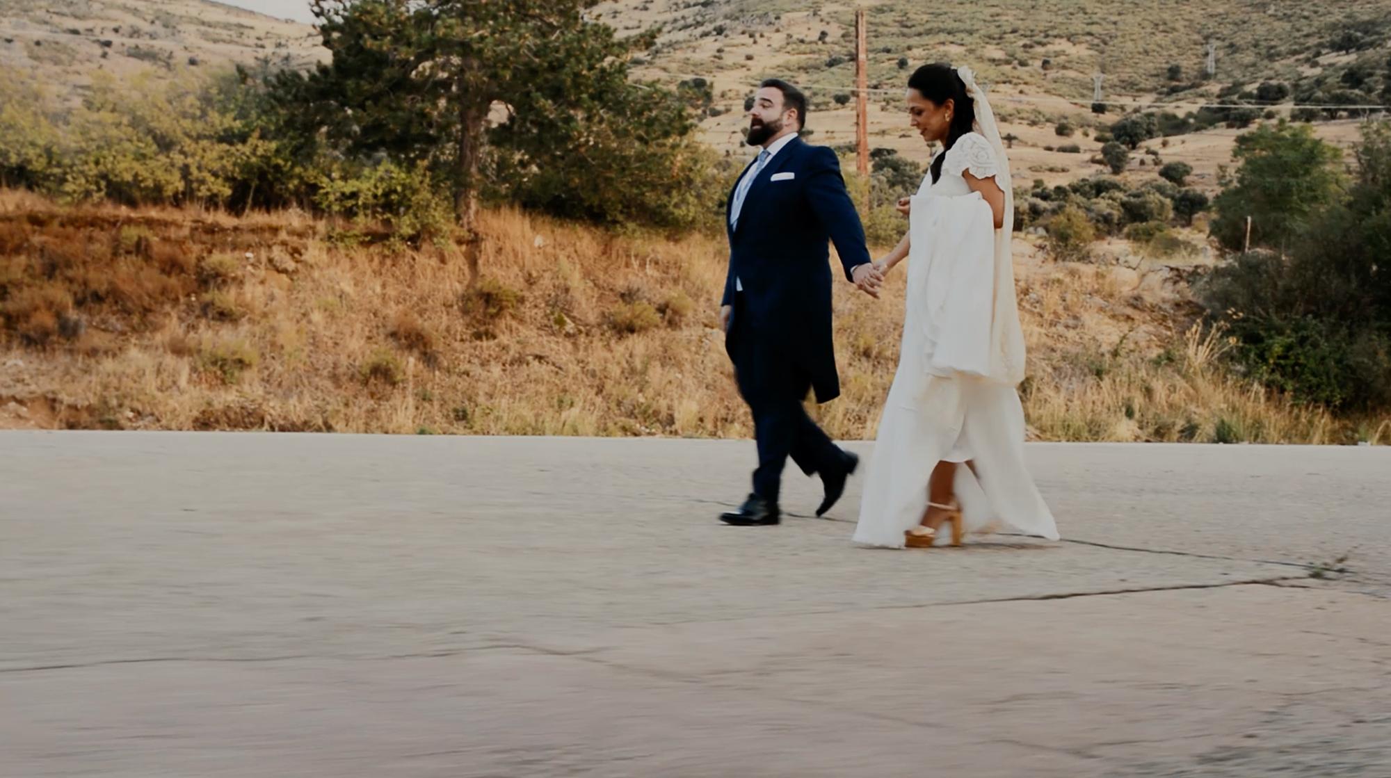 La boda de Ignacio y Luciana en Otero De Herreros, Segovia