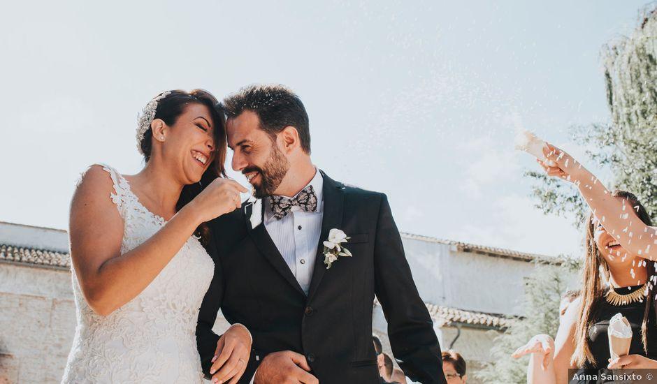 La boda de Justo y Lucía en Beniflá, Valencia