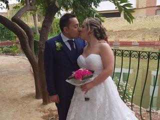 La boda de Mariluz y Arturo