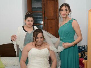 La boda de Cristina  y Bartolomé 1