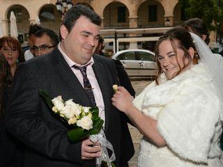 La boda de Cristina  y Bartolomé